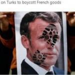 Erdoğan'ın sözleri dünya basınında: Macron'a ikinci darbeyi vurdu!