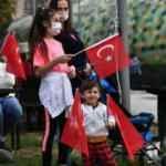 Tüm yurtta 29 Ekim Cumhuriyet Bayramı heyecanı