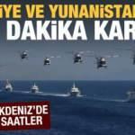 Türkiye ve Yunanistan'dan karşılıklı karar! 'iyi niyet göstergesi olarak...'