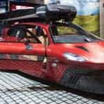 Uçan otomobil PAL-V Liberty, trafiğe çıkmak izin aldı