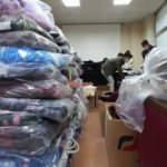 Çeyizlik battaniyesini İzmir'e gönderdi: Duygulandıran not