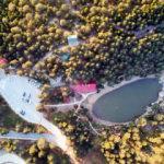 100 bini aşkın kişi ziyaret etti: Limni Gölü pandemide huzurun adresi oldu
