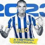 37 yaşındaki Pepe'ye yeni sözleşme