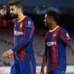 Barcelona Dinamo Kiev'i 2 golle geçti