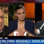 CNN Türk'ten Razi Canikligil'in canlı yayındaki hakaretine ilişkin açıklama