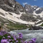 Cilo Dağları ve Sat Buzul Gölleri Milli Parkı doğal güzellikleriyle öne çıkıyor