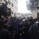 Esed rejimi bölgesindeki 'ekmek krizi' yeni zamlarla büyümeye devam ediyor