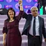 HDP'den Joe Biden'a kutlama mesajı!