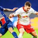 Leipzig'den PSG'ye karşı flaş galibiyet!