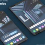 LG'den genişleyebilen ekranlı akıllı telefon: LG Rollable
