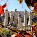 Sonbaharda Kapadokya 'sarı'nın her tonuyla ayrı bir görsel şölen sunuyor!
