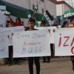 Suriyeli yetimlerden İzmir'e geçmiş olsun mesajı