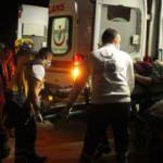 Tekirdağ'da kamyonet tarım aracıyla çarpıştı: 1'i ağır 3 yaralı