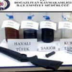 Yozgat'ta sahte içki operasyonunda 2 gözaltı