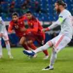 2 penaltı kaçtı, İspanya beraberliği 89'da kurtardı