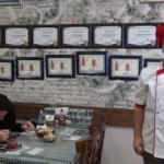 6 diplomalı aşçı