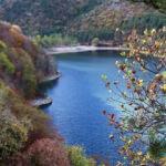 Amasya'da tabloları aratmayan manzara
