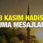 Cuma mesajları 13 Kasım 2020: Ayetli, Hadisli, anlamlı ve resimli hayırlı cumalar mesajları!