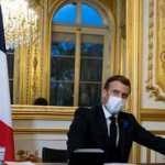 Fransa Cumhurbaşkanı Macron, ABD Başkanı seçilen Biden'la görüştü