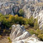 Kapadokya'nın gözbebeğinde bir doğa harikası: Gomeda Vadisi