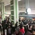 Kirazlı metro durağındaki yoğunluk korkuttu!