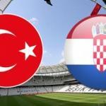 Türkiye Hırvatistan maçı saat kaçta başlayacak? Milli Takımın maçı hangi kanaldan yayınlanacak?