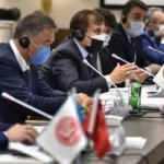 4. Dünya Göçebe Oyunları'nın ilk koordinasyon komitesi toplantısı İstanbul'da yapıldı