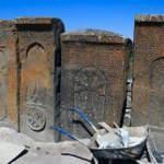 Azerbaycan ordusu 'Ermeni tarihi' üreten bir atölye keşfetti
