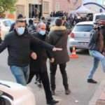 Diyarbakır HDP il binası önünde gerginlik! İğrenç iddia sonrası ortalık karıştı...