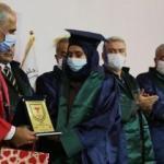 Fırat Kalkanı bölgesi ilk tıp fakültesi mezunlarını verdi