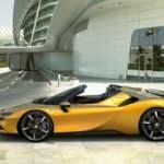 Ferrari SF90 Spider hibrit motor ile geldi