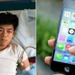 iPhone almak için böbreğini satan genç yatalak kaldı