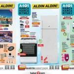 A101 3 Aralık aktüel kataloğu | Beyaz eşya, tekstil, elektronik ve elektrikli ev aletlerinde..
