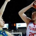 A Milli Basketbol Takımı'nın rakibi Hırvatistan