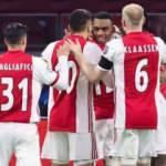 Ajax, Midtjylland'ı 3 golle geçti