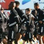 Beşiktaş'a derbi öncesi 5 müjde birden!