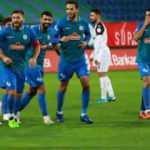 Çaykur Rizespor tur biletini 6 golle aldı