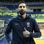 Fenerbahçe Beko'da Alex Perez 2 hafta yok