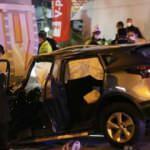 İzmir'de kamyona çarpan cipin sürücüsü polis memuru hayatını kaybetti