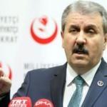 Mustafa Destici'den tepki: Kamuoyu tavrınızı merak ediyor