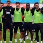 Derbi öncesi Beşiktaş'a iki müjde birden!