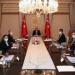 TVF, Cumhurbaşkanı Erdoğan'ın başkanlığında toplandı