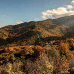 """Uludağ'ın eteklerinde """"Çalıkuşu'nun"""" köyünde sonbahar güzellikleri"""