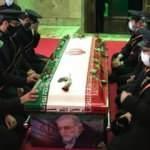 Suikastle öldürülen İranlı nükleer bilimci Fahrizade toprağa verildi