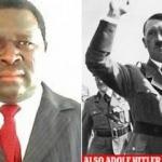 Namibya'daki yerel seçimi Adolf Hitler kazandı