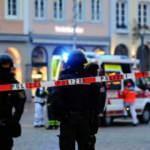 Almanya'nın Trier şehrinde bir araç yayaların arasına girdi: 4 kişi hayatını kaybetti
