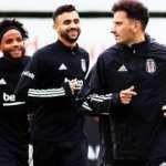 Beşiktaş'ta Ghezzal ve Rosier kararı!