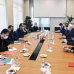 Beştepe'de ABD ile kritik görüşme