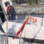 Boğaz'da teknelere denetim