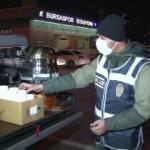 Bursa'da denetimde çorba dağıtımı!